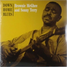 Down Home Blues - de  Sonny Terry & Brownie McGhee
