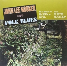 Folk Blues  - de John Lee Hooker