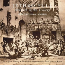 Minstrel In The Gallery (40th Anniversary) - de Jethro Tull