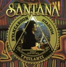 Live At The Rynearson Stadium,Ypsilanti - de Santana