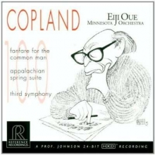 Copland Aaron - The Third - Eiji Oue With Minnesota Orchestra