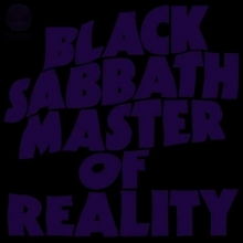 Black Sabbath - Master Of Reality (180g) (Limited Edition) (LP + CD)
