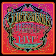 Fillmore Auditorium 1967 - de Quicksilver Messenger Service