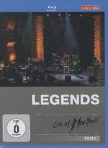Live At Montreux - de Legends