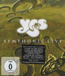 Symphonic Live - de Yes.
