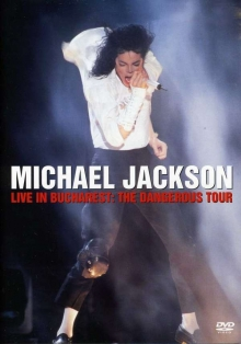 Michael Jackson - Live In Bucharest: The Dangerous Tour 1992