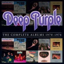 The Complete Album 1970-1976 (Box-Set) - de Deep Purple