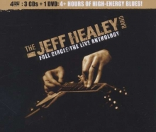 Jeff Healey Band - Full Circle: The Live Anthology 1989 - 1995 (3 CD + DVD)