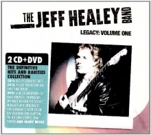 Legacy: Volume One (2CD + DVD) - de Jeff Healey Band