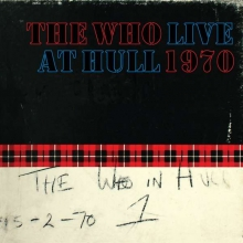Live At Hull 1970 - de Who.