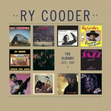 Ry Cooder - The Albums 1970 -1987
