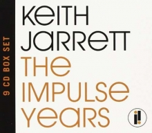 The Impulse Years 1973 - 1976 - de Keith Jarrett