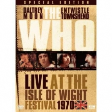 Who. - Live At The Isle Of Wight Festival 1970 (Special Edition)