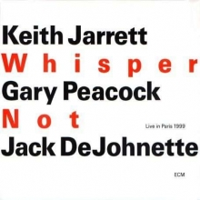 Keith Jarrett - Whisper Not - Live In Paris 1999