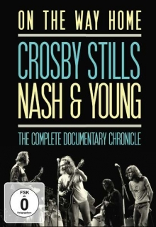 Crosby, Stills,Nash & Young - On The Way Home
