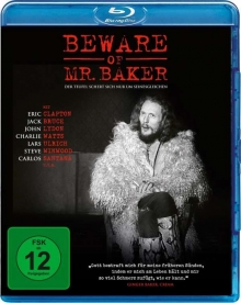 Beware of Mr. Baker (OmU) (Blu-ray) - de Ginger Baker