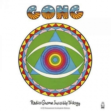 The Radio Gnome Invisible Trilogy - de Gong