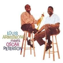 Louis Armstrong Meets Oscar Peterson (16 Tracks) - de Louis Armstrong