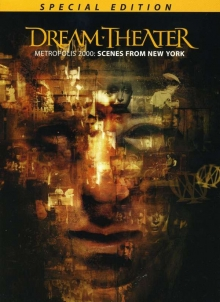 Metropolis 2000: Scenes From New York - de Dream Theater