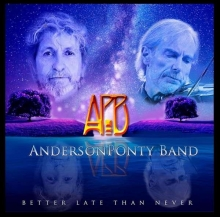 Better Late Than Never  - de Anderson - Ponty Band