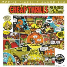 Janis Joplin - Cheap Thrills - 2 LP -