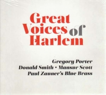 Great Voices Of Harlem - Great Voices Of Harlem