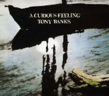Tony Banks - ( Ex. Genesis ) - A Curious Feeling