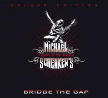 Michael Schenker - Bridge The Gap + Bonustrack (Deluxe Edition Mediabook)