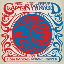 Eric Clapton & Steve Winwood Live From Madison Square Garden - de Eric Clapton