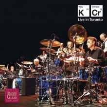 King Crimson -  Live In Toronto (November 20th 2015)