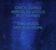 Trio Music Live In Europe - de Keith Jarrett