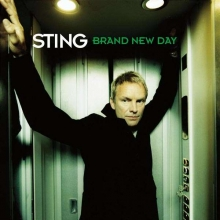 Sting - Brand New Day - 2 Lp -