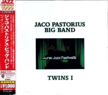 Twins I: Live 1982 (Japan) - de Jaco Pastorius