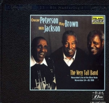 Ray Brown - The Very Tall Band: Live At The Blue Note 1998
