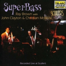 Ray Brown -  Super Bass