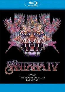 Santana - Live At The House Of Blues, Las Vegas