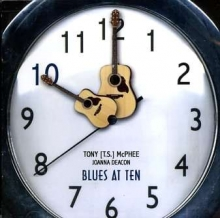 Blues At Ten - de Tony McPhee