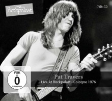 Pat Travers - Live At Rockpalast-Cologne 1976