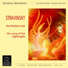 EIJI OUE & MINNESOTA ORCHESTRA - STRAVINSKY: THE FIREBIRD SUITE & THE SONG OF THE NIGHTINGALE - de Igor Stravinsky