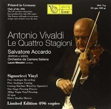 Accardo Salvatore - Antonio Vivaldi: Concerti op.8 Nr.1-4