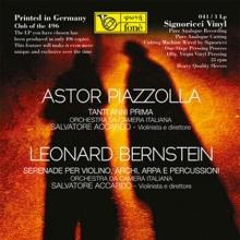 Accardo Salvatore - Leonard Bernstein: Serenade für Violine,Streicher,Harfe