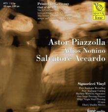 Accardo Salvatore - Astor Piazzolla: 3 Stücke für Kammerorchester