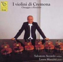 Accardo Salvatore - Fritz Kreisler: Ommagio a Kreisler Vol.2
