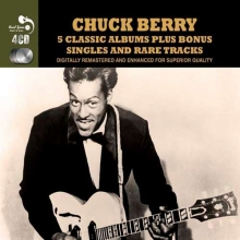 Chuck Berry -  5 Classic Albums Plus