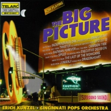 Erick Kunzel Cincinnati Pops Orchestra - The Big Picture