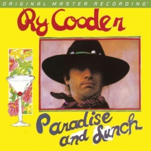 Ry Cooder - Paradise And Lunch (Paper Sleeve)