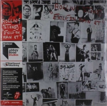 Rolling Stones - Exile On Main Street (HalfSpeed Mastering)