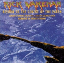 Return To The Centre Of The Earth - de Rick Wakeman