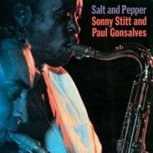 Sonny Stitt - Salt And Pepper (180g) (with Paul Gonsalves)