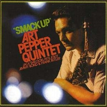 Smack Up (45rpm) - de Art Pepper
